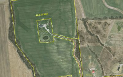 44 Acres Westfall Rd Auction