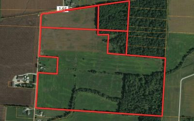 112 Acres Denzer Rd Auction