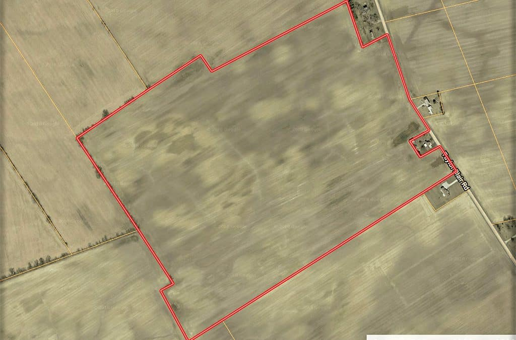 120 Acres Taylor Blair Road