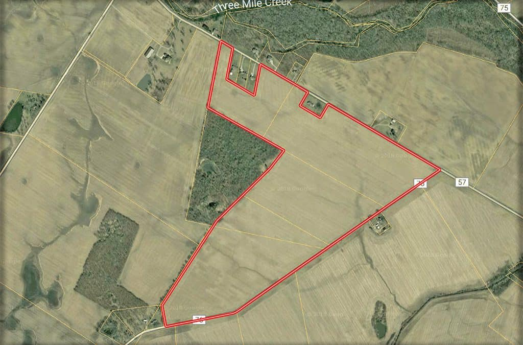 147 Acres Middleburg Plain City Road