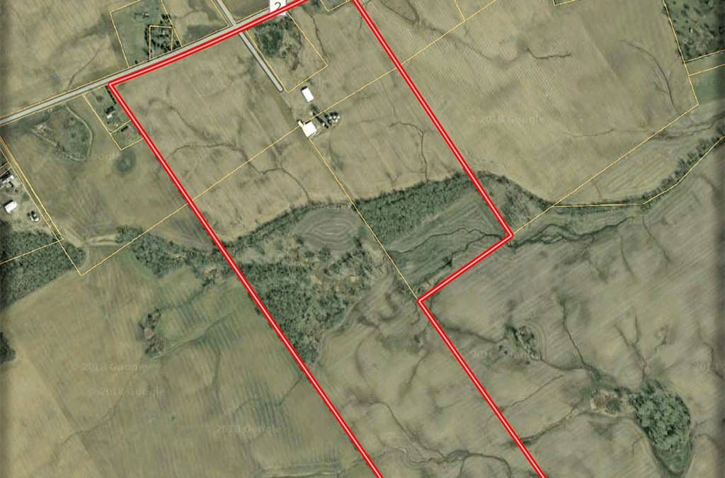 154 Acres Urbana Woodstock Pike