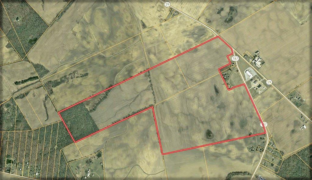 291 Acres St. Rt. 187