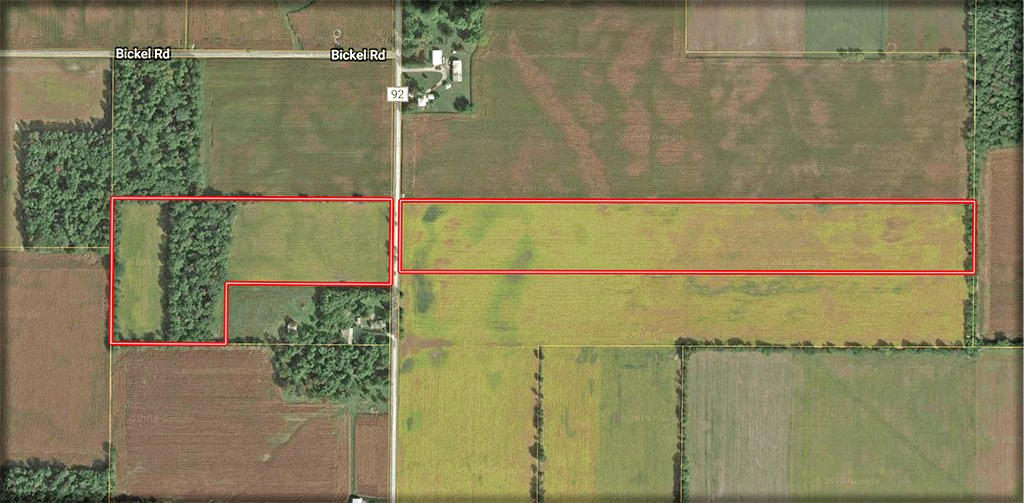 35.023 Acres Fisher Dangler Road