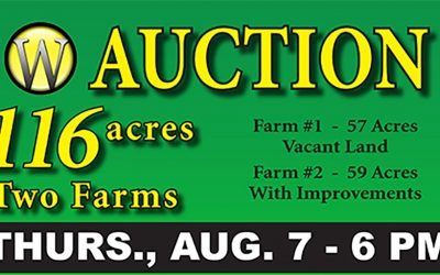 116 Acres Basil Western Rd & Cedar Creek Dr Auction