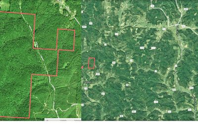 909.18 Acres Meigs and Vinton Counties