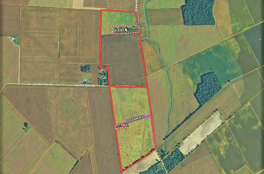 184.499 Acres Van Wagener Road, Madison County