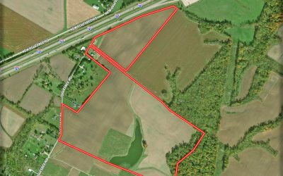 100 Acres – Oglesbee Road, Wilmington, OH