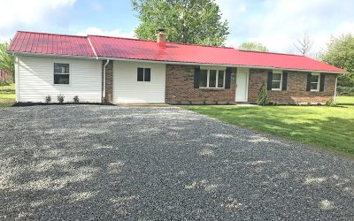 8954 Pigeon Roost Road, Hillsboro, OH