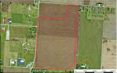 AUCTION: NOVEMBER 2019 – 85 ACRES VACANT LAND