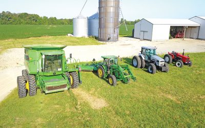 FARM EQUIPMENT AUCTION – NOVEMBER 2019