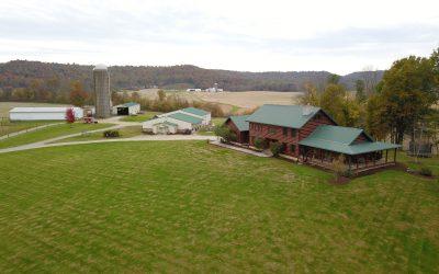 119 Acres – 380 St. Rt. 41, Hillsboro, OH