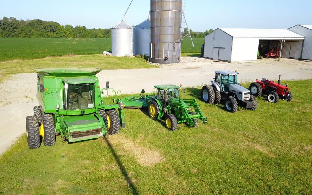 Farm Equipment Auction – November 23rd