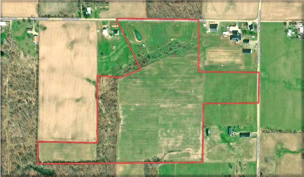 53 Acres Township Road 91, Morrow County