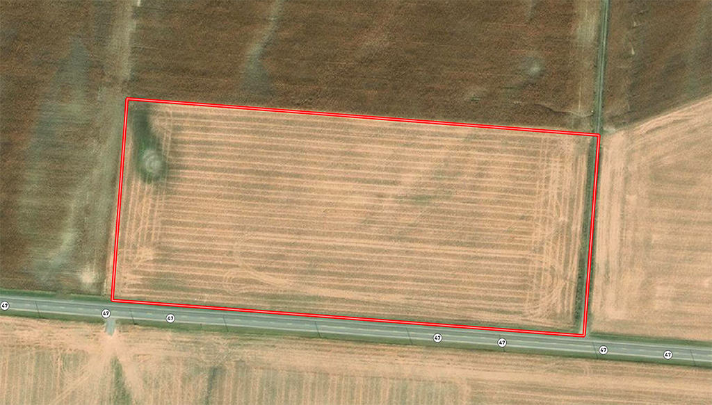 12.376 ACRES VACANT LAND – LOGAN COUNTY