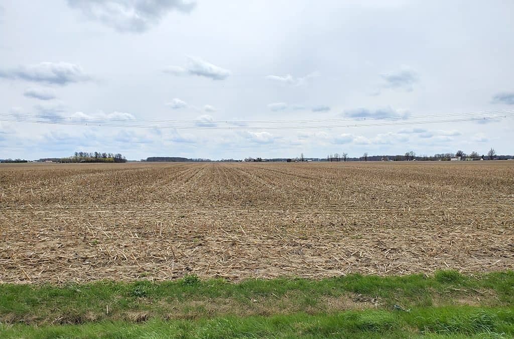 495 ACRE GRAIN FARM – MERCER COUNTY