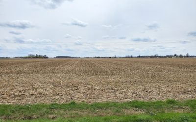 495 ACRE GRAIN FARM – MERCER COUNTY