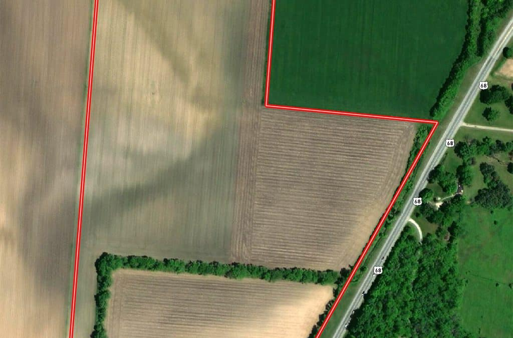 61.4 ACRES VACANT LAND CHAMPAIGN COUNTY