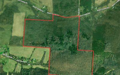 155.4 ACRES VACANT LAND BAILEY CHAPEL ROAD, PIKE CO