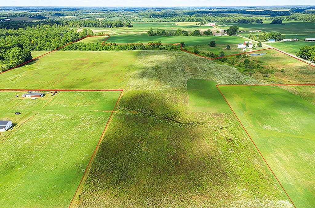 ONLINE AUCTION: 51 ACRES VACANT LAND – MORROW COUNTY