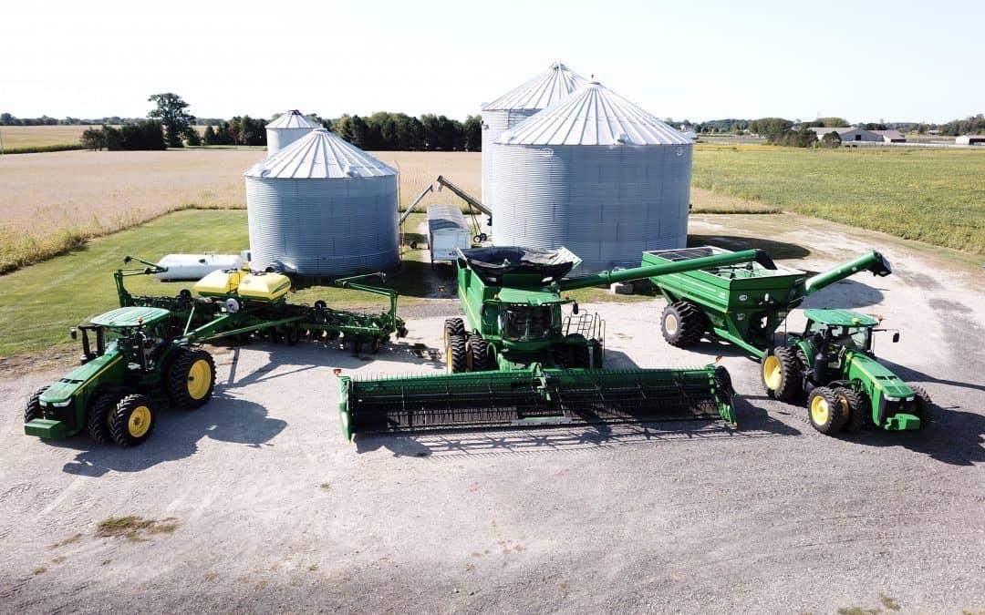 R&G FARMS EQUIPMENT AUCTION DECEMBER 4, 11 A.M.