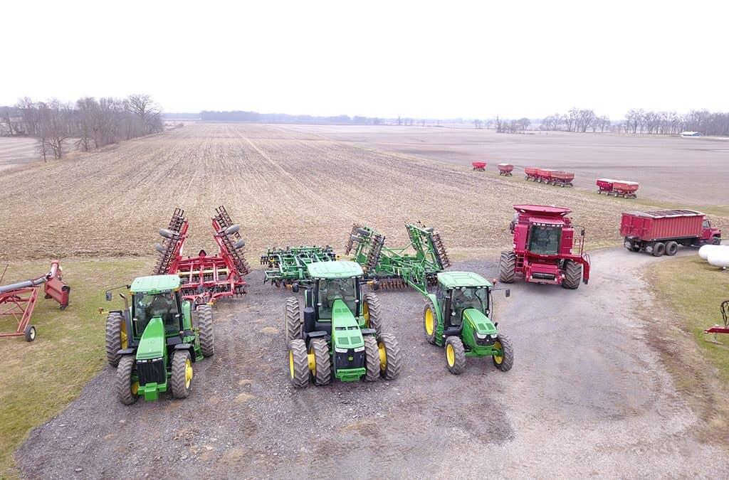 JEREW RETIREMENT FARM EQUIPMENT AUCTION