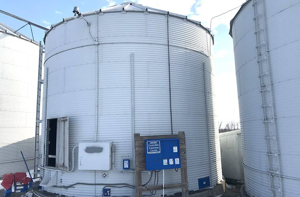GRAIN BIN ONLINE AUCTION