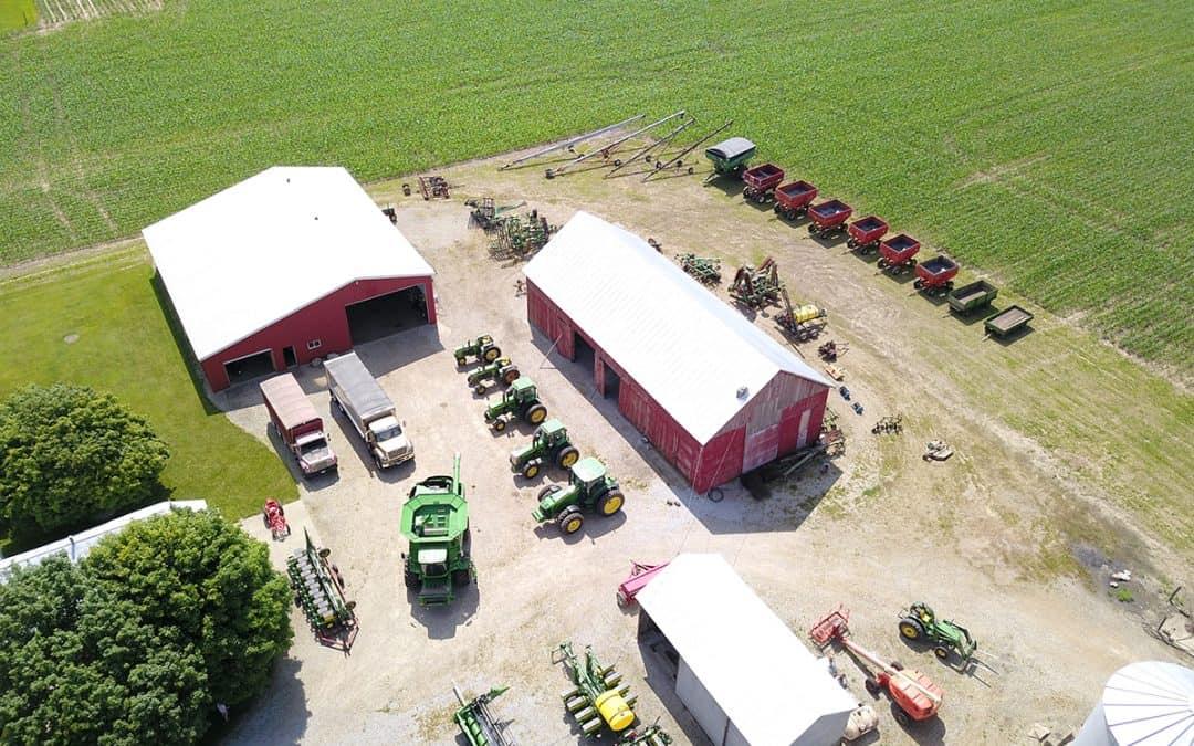 Farm Equipment Auction – Saturday, August 21, 2021